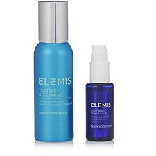 Elemis Summer Survival SOS Spray 60ml & Quiet Mind Temple Balm 15ml