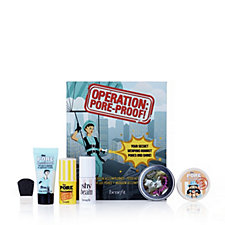 Benefit 5 Piece Operation Pore Proof Kit