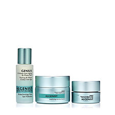 Algenist 3 Piece Genius Anti-Ageing Discovery Kit