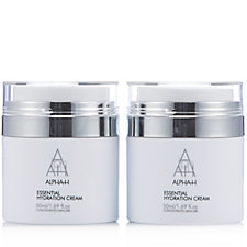 Alpha-H Essential Hydration Cream 50ml Duo