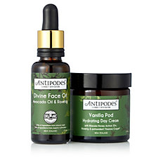 Antipodes 2 Piece Day & Night Skincare Collection