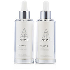 Alpha-H Supersize Vitamin C Serum Duo 50ml