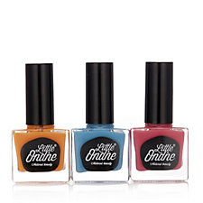 217072 - Little Ondine 3 Piece Neon Lights Nailcare Collection