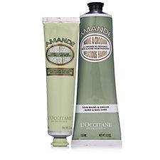 L'Occitane Almond Delicious Hands Cream & Leg Reviver