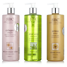 SBC 3 Piece Spa Bath & Shower Collection