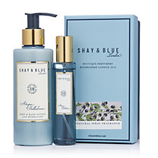 Shay & Blue Atropa Belladonna Eau de Parfum 30ml & Body Lotion 200ml