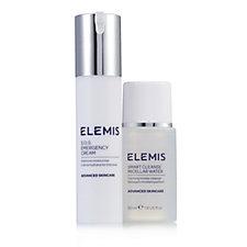 Elemis Micellar Water & SOS Emergency Cream Skincare Rescue