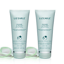 Liz Earle Cleanse and Polish 200ml Duo