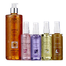 SBC 5 Piece Supercharged Skincare Collection