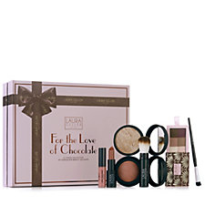 Laura Geller 7 Piece For the Love of Chocolate Cosmetic Collection