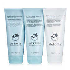 Liz Earle Botanical Shine Shampoo Duo & Conditioner