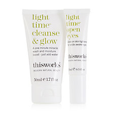 This Works 2 Piece Light Time Collection