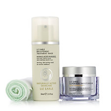 Liz Earle Superskin Moisturiser 50ml with Brightening Treatment Mask