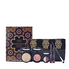 Laura Geller 6 Piece Mediterranean Journey Vol. 2 Collection & Bag