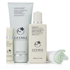 Liz Earle Cleanse & Polish with Soothing Eyecare Must-Haves