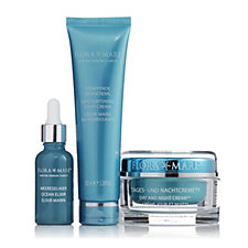 234378 - Flora Mare 3 Piece Skincare Heroes Collection with Bag