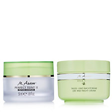 218579 - M. Asam Perfect Teint II 50ml & Vino Gold Day & Night Cream 100ml