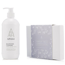 218979 - Alpha-H Supersize Balancing Cleanser 500ml with Wash Cloths