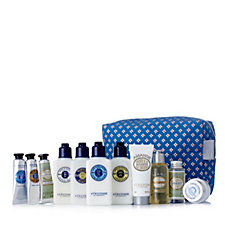 L'Occitane 11 Piece Almond & Shea Travel Collection