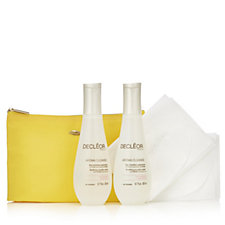 Decleor Cleansing Duo with Travel Pouch