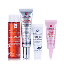 Erborian 4 Piece Smooth & Perfect Discovery Collection