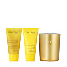 Decleor 3 Piece Neroli Candle Spa Collection