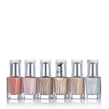 Leighton Denny 6 Piece Lost in Nude Nailcare Collection