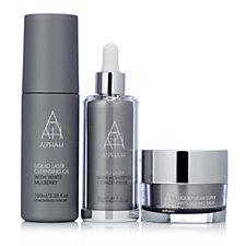 Alpha-H 3 Piece Liquid Laser Skincare Collection