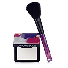 Japonesque Velvet Touch Finishing Powder 13g with Brush