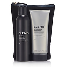 232982 - Elemis Fathers Day Hair & Body Wash & Shave Gel Essentials Duo