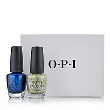 OPI 2 Piece Autumn Winter Nailcare Collection