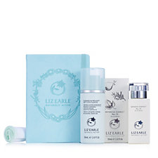 Liz Earle Botanical Essence With Notebook & Cleanse & Polish 50ml