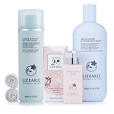 Liz Earle 3 Piece The Essence Of Botanical Beauty Collection
