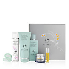231483 - Liz Earle 5 Piece Radiantly Beautiful Superskin Collection