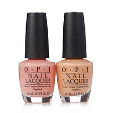 OPI 2 Piece New Orleans Nailcare Collection