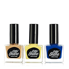Little Ondine 3 Piece Style Storm Nailcare Collection