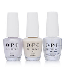 OPI 3 Step Gel Break Treatment System