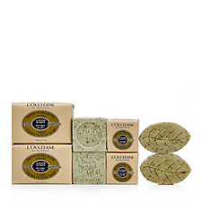 L'Occitane 8 Piece Verbena Soap Collection
