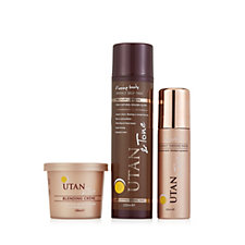 235484 - Utan & Tone 3 Piece Complete Face & Body Collection