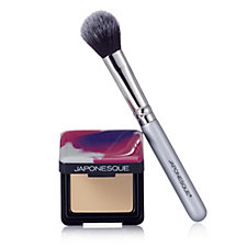 Japonesque Velvet Touch Concealer 1.5g & Brush