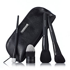 bareMinerals 5 Piece Pro Solutions Brush Essentials Collection