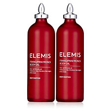 Elemis Frangipani Monoi Body Oil Duo