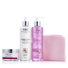SBC 3 Piece Collagen Skincare Essentials