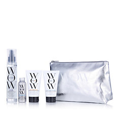 Color Wow 4 Piece Party Prep Collection With Bag
