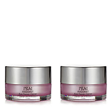 PRAI Radiant Eye Repair Caviar 15ml Duo