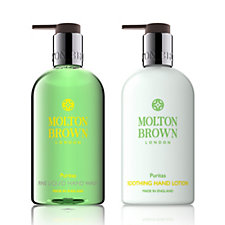 Molton Brown 2 Piece Bracing Puritas Hand Collection