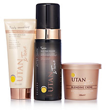 UTAN & Tone 3 Piece Perfectly Bronzed Collection