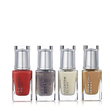 Leighton Denny 4 Piece Cocktails on the Beach Nailcare Collection