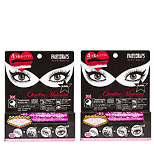 Fairydrops Quattro Mascara Duo