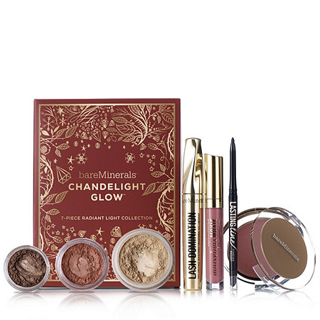 bareMinerals 7 Piece Chandelight Glow Make-Up Collection